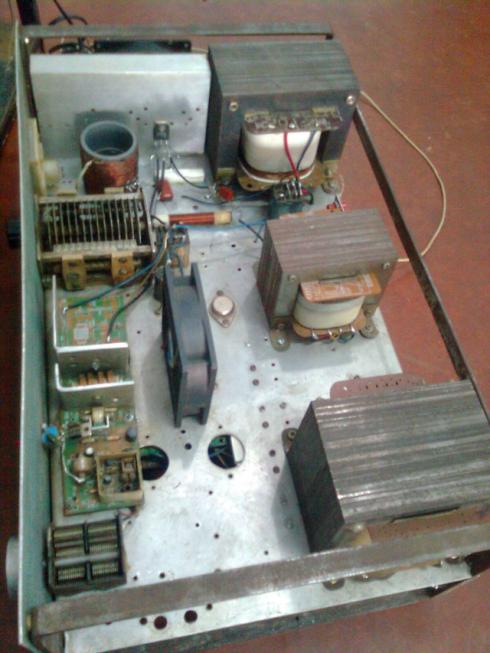 TX 80 M DENGAN FINAL MOSFET K2698