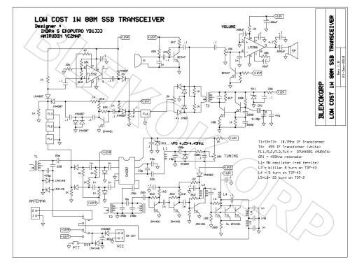 lowcost_1W_80M_ssb_trx_schematic