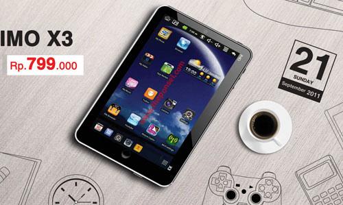 bukan lagi barang langka, banyaknya tablet android lokal/ merk cina