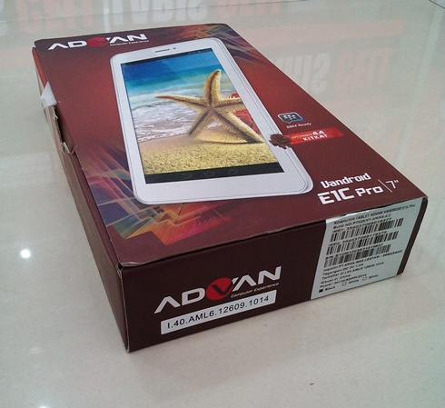 ADVAN E1C Pro 7