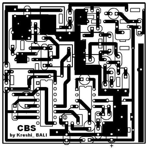 PCB CBS 3