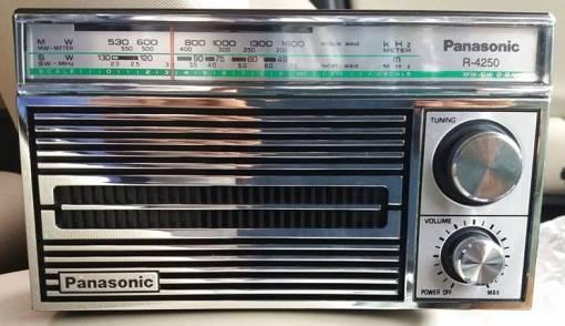RADIO SW1